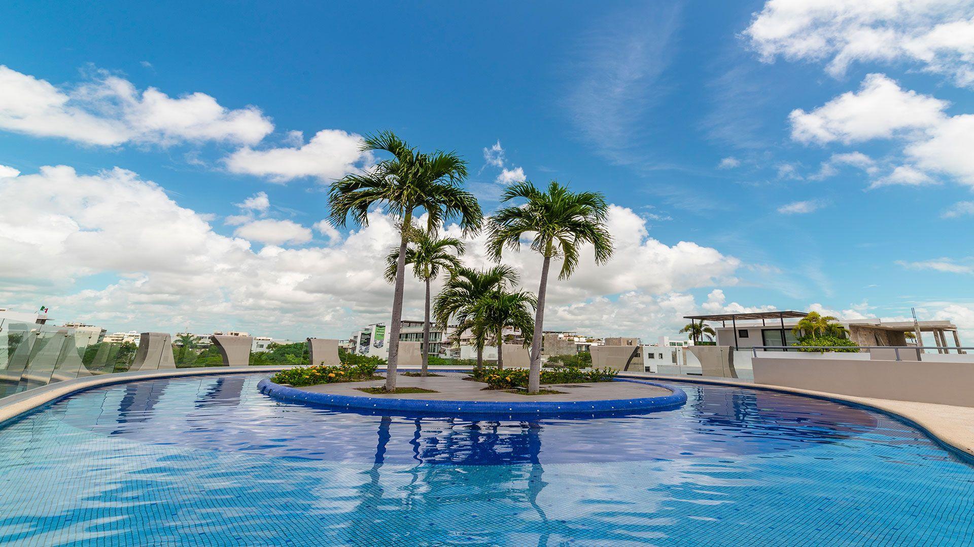 SIAAN Playa del Carmen Rooftop Pool